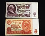 Lot of 2 Different Original 1961 USSR So...