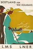 Affiche Prints TS53 Póster de Viaje