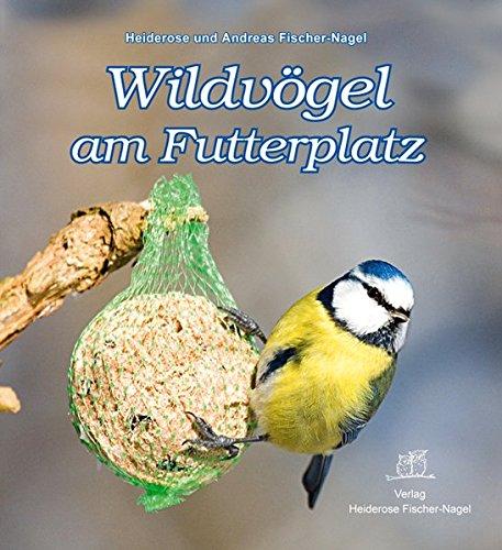 Wildvögel am Futterplatz