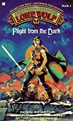 Flight from the Dark (Lone Wolf, Book 1) by Joe Dever (1995-06-05)