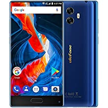 "Ulefone MIX - 5,5"" 4G FDD-LTE Smartphone Libres, Pantalla Infinita, Android 7.0 Octa Core 4GB+64GB, Cámara 13MP+5MP con 13MP, Sensor de Huella Dactilar, Doble SIM Teléfono Móvil"