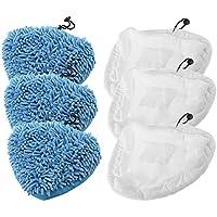 SPARES2GO panno in microfibra ad effetto corallo, cuscinetti per Dirt