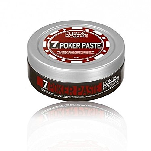 L'oreal - Pate Gel Poker Paste Contenance : 75ml