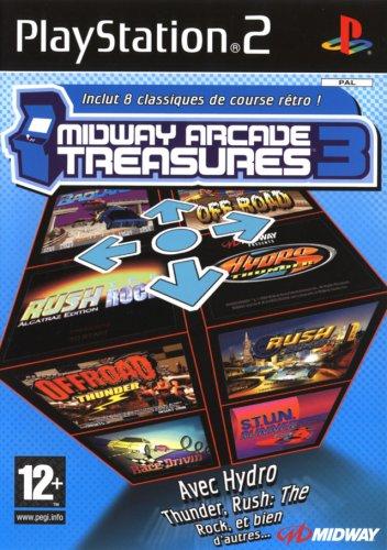 Midway Arcade Treasures 3 [FR Import] (2 Treasures Arcade Midway)