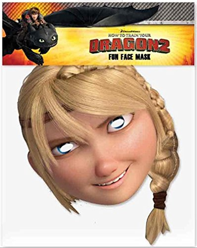Astrid - Official How to Train Your Dragon 2 Face Mask