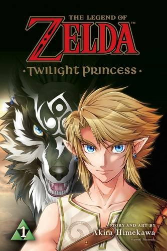 PDF The Legend of Zelda: Twilight Princess Vol  1 READ BOOKS