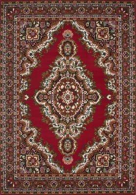 Lalee 347053087 Klassischer Teppich / Orientalisch / Rot / TOP Preis / Grösse : 80 x 150 cm
