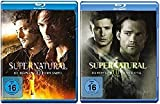 Supernatural Staffel 10+11 [Blu-ray Set]