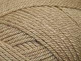 Sirdar (Hayfield) Bonus Aran Wool Knitting Yarn Light Natural 936 - per 400g ball