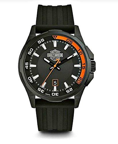 Harley-Davidson Dashboard Mens Watch 78B140