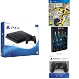 Sony PlayStation 4 1TB (D Chassis) + FIFA 17 + Additional New DS4 + Steelbook (Exclusive to Amazon.co.uk)