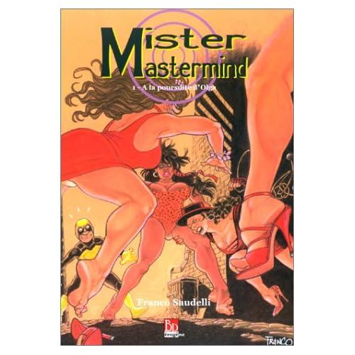 Mr mastermind, numéro 1 : A la poursuite d'Olga