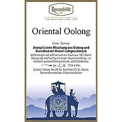 Ronnefeldt - Oriental Oolong - Aromatisierte Oolong Mischung - 100g