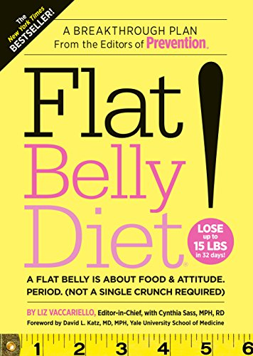 Flat Belly Diet! (English Edition)