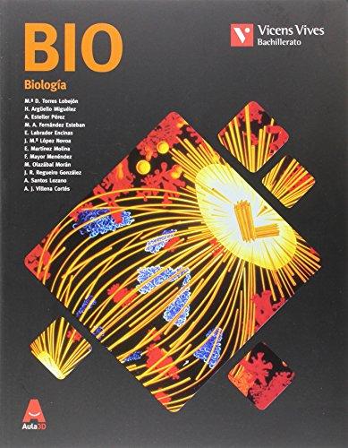 BIO (BIOLOGIA) 2º BACHILLERATO AULA 3D: 000001
