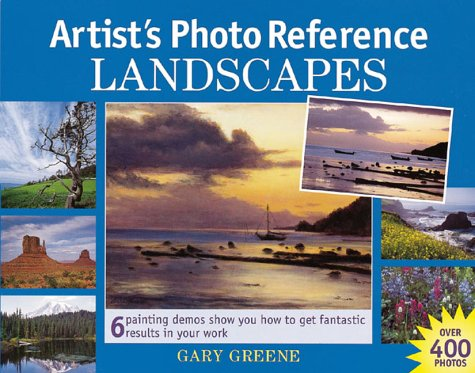 Landscapes (Artist's Photo Reference)