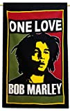 Bob Marley Indian Hanging Cotton Mur Tapisserie Affiche Multicolore Throw 46 X 29 Pouces