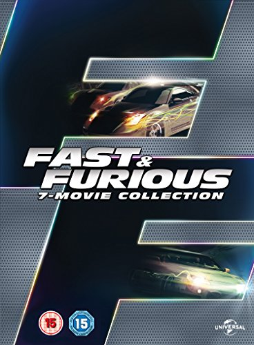 Fast & Furious 1-7 [DVD-AUDIO]