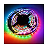 TrAdE shop Traesio® Strip Streifen Digital Multieffekt SMD 5050 10 Meter 150 LED RGB multicolor