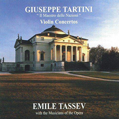 Giuseppe Tartini: Violin Concertos