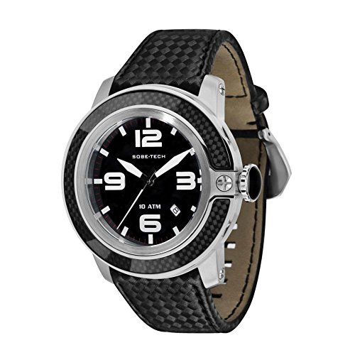 Glam Rock Montre SoBe Tech Noir