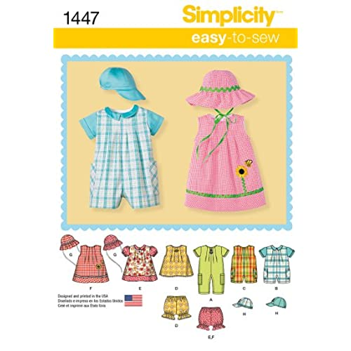 Sewing Patterns for Babies: Amazon.co.uk