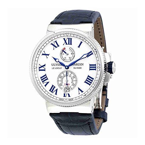 Ulysse Nardin Marine automático cronómetro Mens Reloj 1183–122–3/40