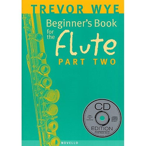 Trevor Wye: A Beginner's Book for the Flute Part Two. Für Querflöte