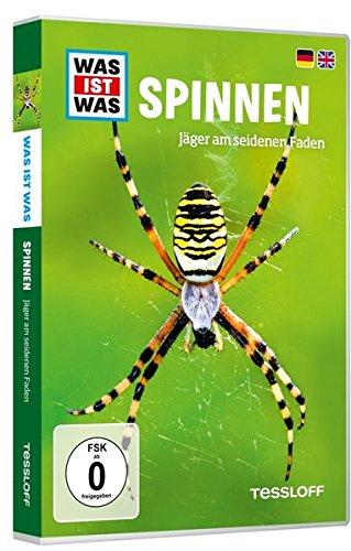 (WAS IST WAS TV DVD: Spinnen)