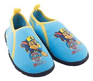SwimWays Paw Patrol Swim Shoes Natación - Calcetines y Escarpines para Deportes acuáticos (Zapatillas, Niño, Masculino, Azul, Natación, Imagen)