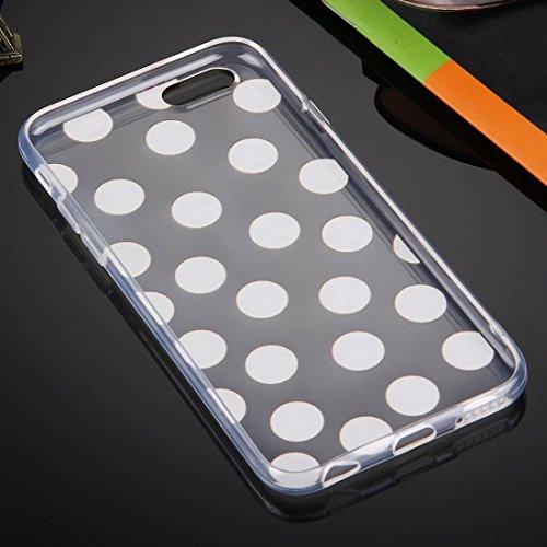 Wkae Case & Cover Pour iPhone 6 Plus &6s plus QQ expression Housse de protection TPU pack ( SKU : IP6P1404B ) IP6P1404E