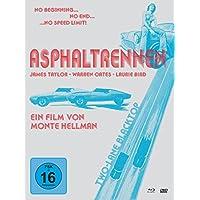 Asphaltrennen - Two-Lane Blacktop - Mediabook