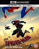 Spider-man Into The Spider-Verse [4K Ultra HD] [Blu-ray] [2018] [Region Free]