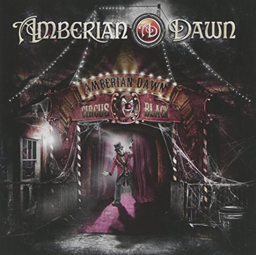 Amberian Dawn: Circus Black (Audio CD)