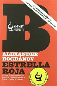 Estrella Roja par Alexander Bogd?nov
