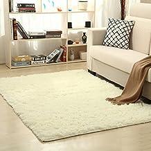 Amazones Alfombras Para Dormitorios Beige - Dormitorios-beige