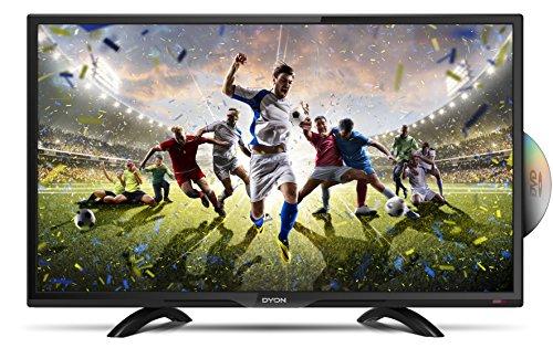 Dyon Sigma 24 Pro-X 60,9 cm (24 Zoll) LED Fernseher (Triple Tuner, DVD-Player)