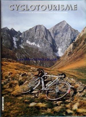 CYCLOTOURISME [No 307] du 01/06/1983 - organe officiel de la federation francaise de cyclotourisme