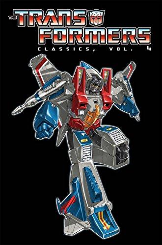Transformers Classics Volume 4 por Bob Budiansky