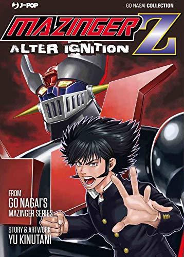 Mazinger Z. Alter ignition (J-POP) por Go Nagai