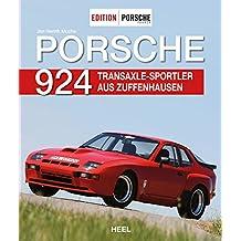 Porsche 924: Transaxle-Sportler aus Zuffenhausen