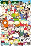 GB eye 61 x 91.5 cm South Park Cast Maxi Poster, Assorted