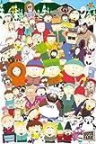 GB eye Poster, South Park - Ensemble, 61x91,5cm, Größe: Maxi