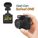 ThiEYE Caméra de Voiture Safeel One Dash Cam 1296 P avec Capteur G,WDR,Haute Vision Nocturne,Enregistrement en Boucle,Détection de Mouvement,Parking Moniteur,DVR Caméra Enregistreur Vidéo
