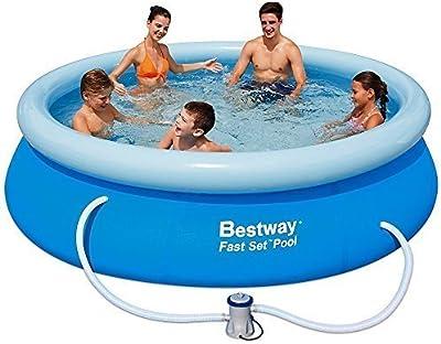 Bestway 57112 rápido set piscina con bomba