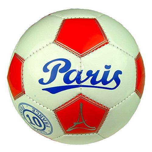 Souvenirs de France - Mini-Ballon Paris Tour Eiffel - Blanc