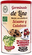 Sol Natural Germinados de Lino Molido con Semillas Calabaza/Sésamo - 500 gr
