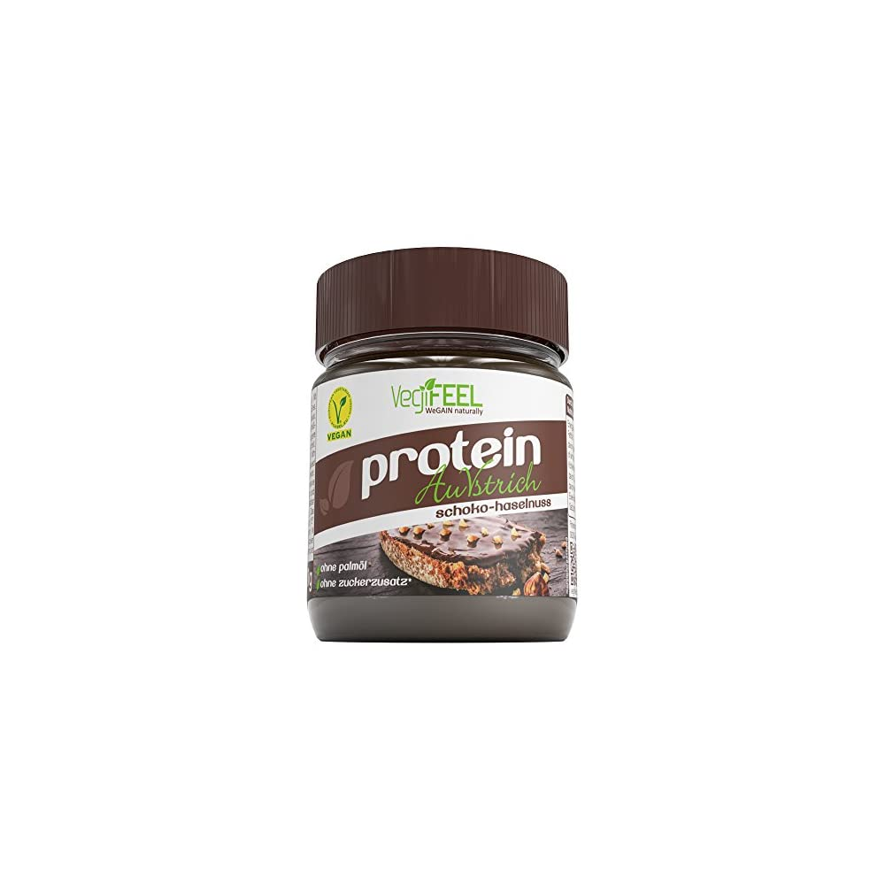 Vegifeel Protein Auvstrich Schoko Haselnuss Creme 1er Pack 1 X 250 G