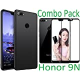 Wellpoint Honor 9N 5d Tempered Glass (5D Black Glass)