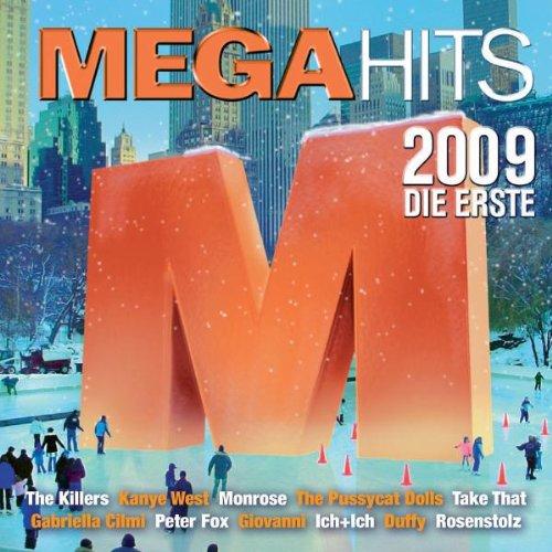 megahits-2009-die-erste-2-cd
